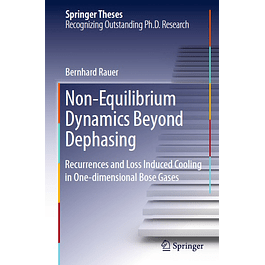 Non-Equilibrium Dynamics Beyond Dephasing: Recurrences and Loss Induced Cooling in One-dimensional Bose Gases
