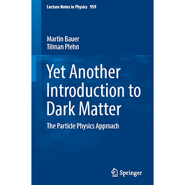 Yet Another Introduction to Dark Matter: The Particle Physics Approach