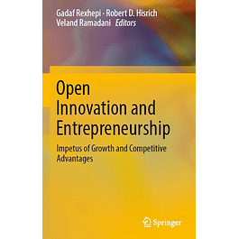 Open Innovation and Entrepreneurship: Impetus of Growth and Competitive Advantages