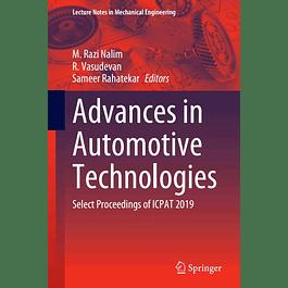 Advances in Automotive Technologies