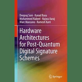 Hardware Architectures for Post-Quantum Digital Signature Schemes