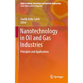 Nanotechnology in Oil and Gas Industries: Principles and Applications