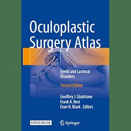 Oculoplastic Surgery Atlas: Eyelid and Lacrimal Disorders
