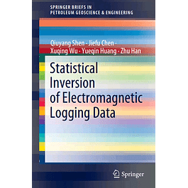 Statistical Inversion of Electromagnetic Logging Data