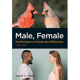 Male, Female: The Evolution of Human Sex Differences