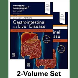 Sleisenger and Fordtran's Gastrointestinal and Liver Disease - 2 Volume Set: Pathophysiology, Diagnosis, Management