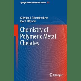 Chemistry of Polymeric Metal Chelates
