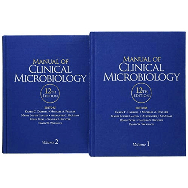 Manual of Clinical Microbiology, 2 Volume Set