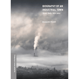 Biography of an Industrial Town: Terni, Italy, 1831–2014