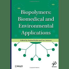Biopolymers: Biomedical and Environmental Applications