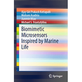 Biomimetic Microsensors Inspired by Marine Life