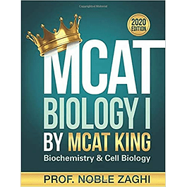 MCAT Biology I by MCAT KING: Biochemistry & Cell Biology