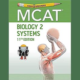Examkrackers MCAT Biology 2