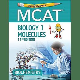 Examkrackers MCAT Biology 1