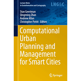 Computational Urban Planning and Management for Smart Cities