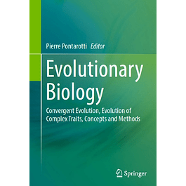 Evolutionary Biology: Convergent Evolution, Evolution of Complex Traits, Concepts and Methods