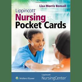 Lippincott Nursing Pocket Cards