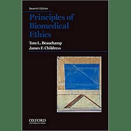Principles of Biomedical Ethics 7th Edition