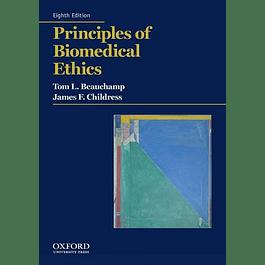 Principles of Biomedical Ethics 8th Edition
