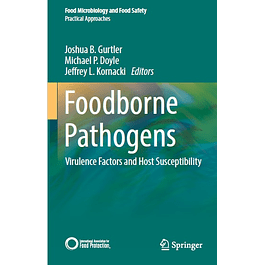 Foodborne Pathogens: Virulence Factors and Host Susceptibility
