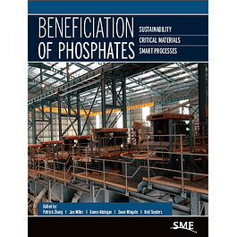 Beneficiation of Phosphates: Sustainability, Critical Materials, Smart Processes