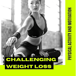 Challenging Weight Loss, Physical Activity and Motivation: The Effectiveness of a 12 Week Weight Loss Challenge