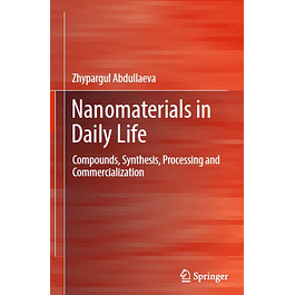 Nanomaterials in Daily Life: Compounds, Synthesis, Processing and Commercialization