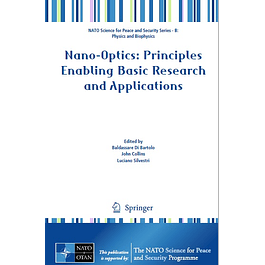 Nano-Optics: Principles Enabling Basic Research and Applications