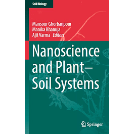 Nanoscience and Plant–Soil Systems