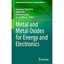 Metal and Metal Oxides for Energy and Electronics