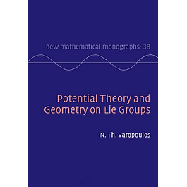 Potential Theory and Geometry on Lie Groups