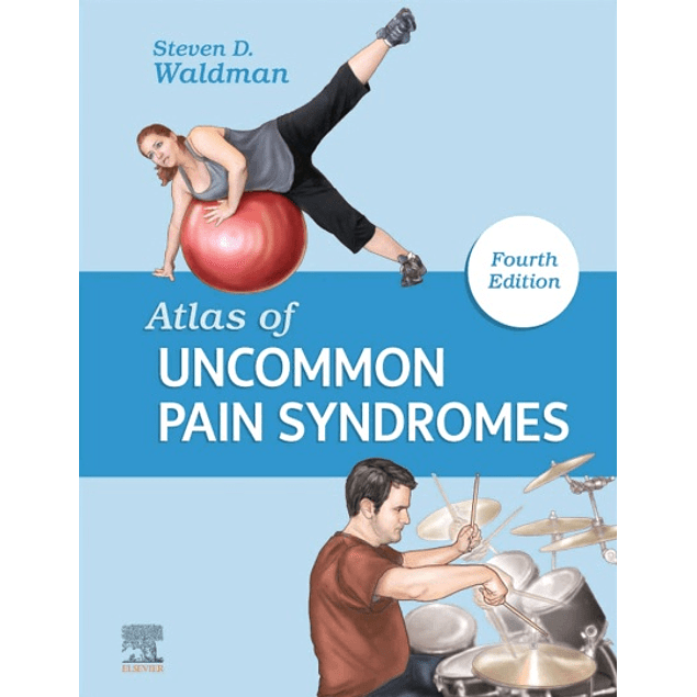 Atlas of Uncommon Pain Syndromes: Expert Consult  4th Edition  by Steven D. Waldman (Author) ISBN-10: 032364077X ISBN-13: 978-0323640770 ASIN: B07Y5HH3M9