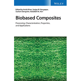Biobased Composites: Processing, Characterization, Properties, and Applications