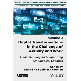 Digital Transformations in the Challenge of Activity and Work: Understanding and Supporting Technological Changes