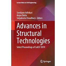 Advances in Structural Technologies: Select Proceedings of CoAST 2019