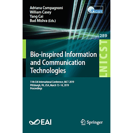Bio-inspired Information and Communication Technologies