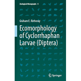 Ecomorphology of Cyclorrhaphan Larvae (Diptera)