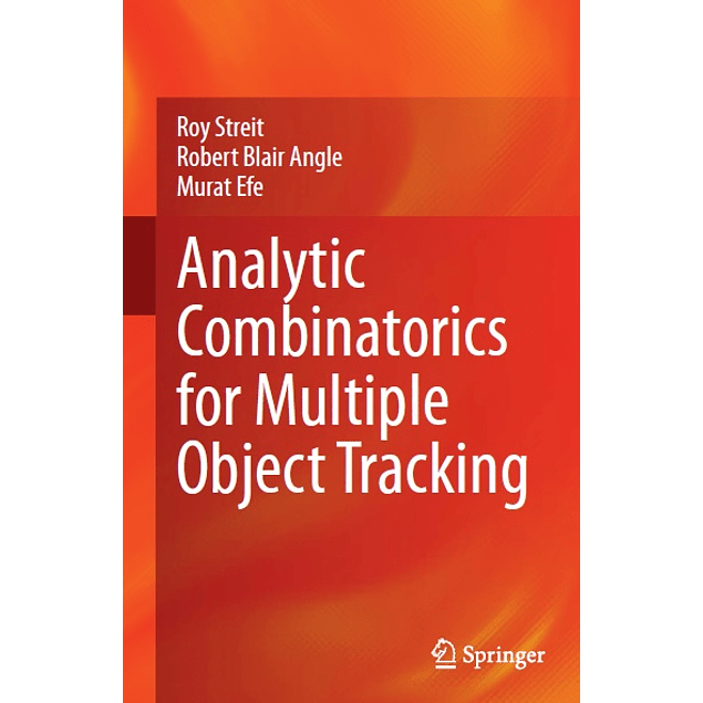Analytic Combinatorics for Multiple Object Tracking