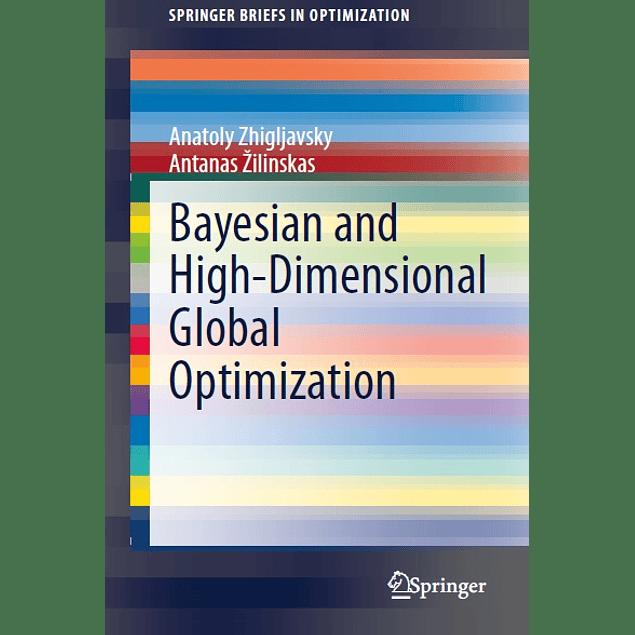 Bayesian and High-Dimensional Global Optimization