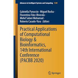 Practical Applications of Computational Biology & Bioinformatics, 14th International Conference (PACBB 2020)