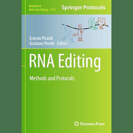 RNA Editing: Methods and Protocols
