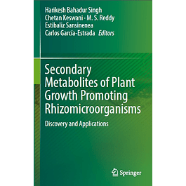 Secondary Metabolites of Plant Growth Promoting Rhizomicroorganisms: Discovery and Applications