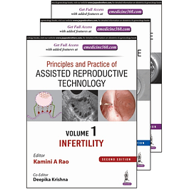 Principles and Practice of Assisted Reproductive Technology: Three Volume Set
