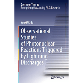 Observational Studies of Photonuclear Reactions Triggered by Lightning Discharges