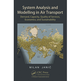 System Analysis and Modelling in Air Transport: Demand, Capacity, Quality of Services, Economic, and Sustainability