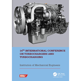 14th International Conference on Turbochargers and Turbocharging: Proceedings of the International Conference on Turbochargers and Turbocharging