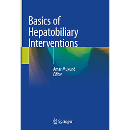 Basics of Hepatobiliary Interventions