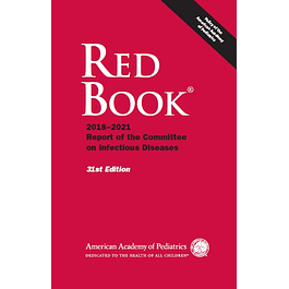 Red Book 2018 Report of the Committee on Infectious Diseases