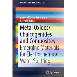 Metal Oxides/Chalcogenides and Composites: Emerging Materials for Electrochemical Water Splitting