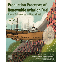 Production Processes of Renewable Aviation Fuel: Present Technologies and Future Trends